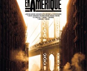 Affiche du film Il était une fois en Amérique de Sergio Leone