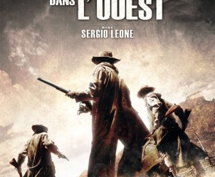 Affiche du film Il était une fois dans l'Ouest de Sergio Leone