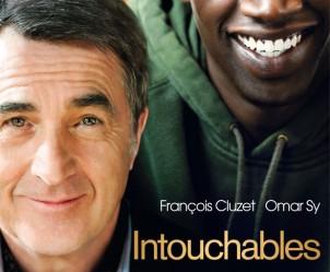 Affiche du film Intouchables de Eric Toledano et Olivier Nakache