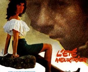Affiche du film L'été meurtrier de Jean Becker