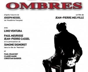 Affiche du film L'Armée des Ombres de Jean-Pierre Melville