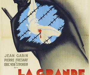 Affiche du film La grande illusion de Jean Renoir