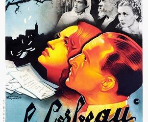 Affiche du film Le Corbeau de Henri-Georges Clouzot