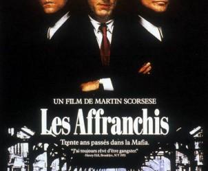 Affiche du film Les Affranchis de Martin Scorsese