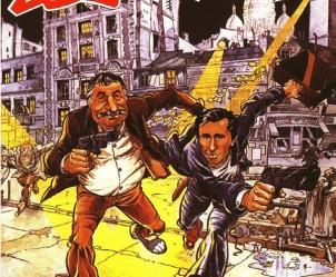 Affiche du film Les Ripoux de Claude Zidi