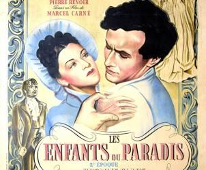 Affiche du film Les Enfants du paradis de Marcel Carné