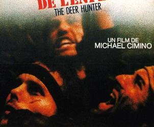 Affiche du film Voyage au bout de l'enfer de Michael Cimino