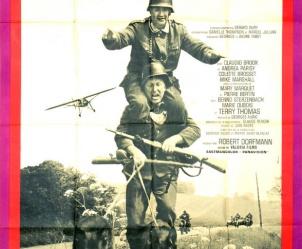 Affiche du film La Grande Vadrouille de Gérard Oury