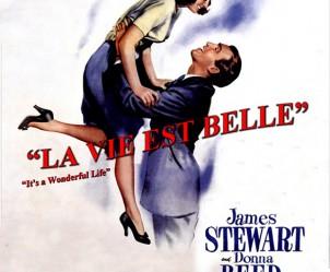 Affiche du film La Vie est belle de Frank Capra