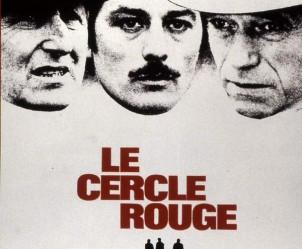 Affiche du film Le Cercle Rouge de Jean-Pierre Melville