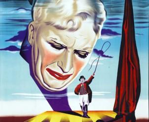 Affiche du film Les Feux de la rampe de Charles Chaplin