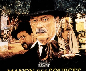 Affiche du film Manon des Sources de Claude Berri
