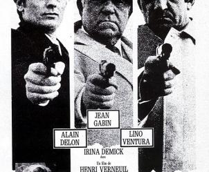 Affiche du film Le Clan des Siciliens de Henri Verneuil
