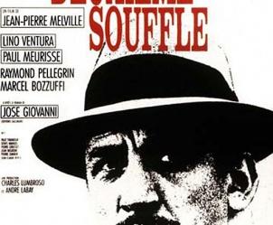 Affiche du film Le Deuxième souffle de Jean-Pierre Melville