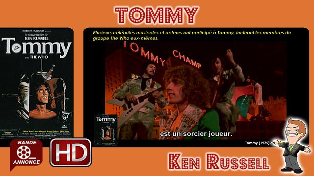 Tommy de Ken Russell (1975)