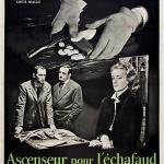 Ascenseur pour l'échafaud de Louis Malle (1958)