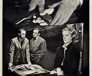Affiche du film Ascenseur pour l'échafaud de Louis Malle