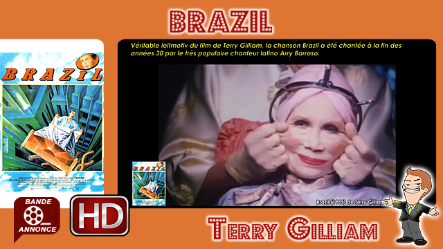 Brazil de Terry Gilliam (1985)