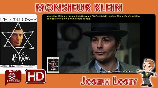 Monsieur Klein de Joseph Losey (1976)