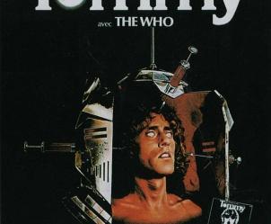 Affiche du film Tommy de Ken Russell
