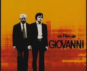 Affiche du film Deux hommes dans la ville de José Giovanni