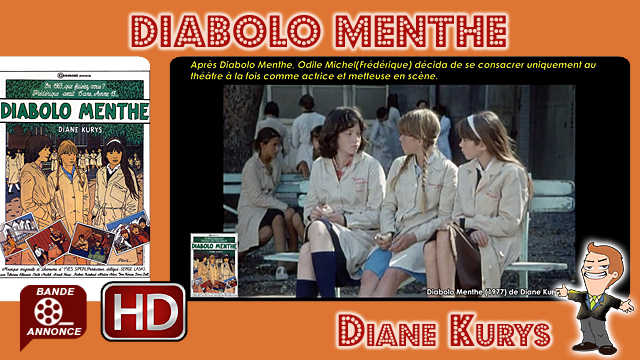 Diabolo Menthe de Diane Kurys (1977)
