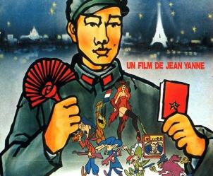Affiche du film Les Chinois à Paris de Jean Yanne
