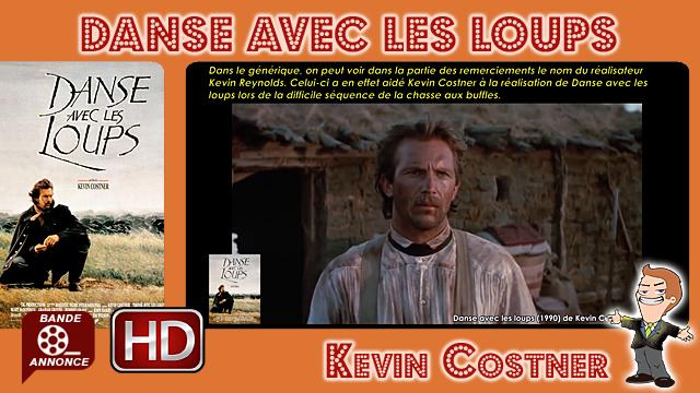 Danse avec les loups de Kevin Costner (1990)