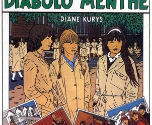 Affiche du film Diabolo Menthe de Diane Kurys