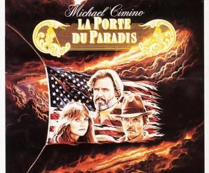 Affiche du film La Porte du paradis de Michael Cimino