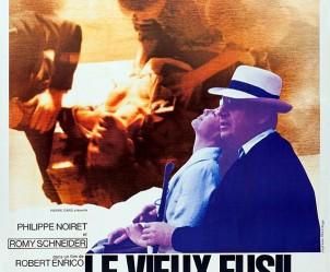 Affiche du film Le vieux fusil de Robert Enrico