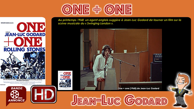 One plus one de Jean-Luc Godard (1968)