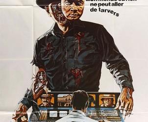 Affiche du film Mondwest de Michael Crichton