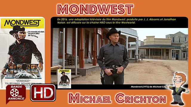 Mondwest de Michael Crichton (1973)