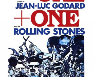 Affiche du film One plus one de Jean-Luc Godard (1968)