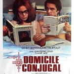 Domicile conjugal de François Truffaut (1970)