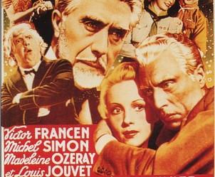 Affiche du film La Fin du jour de Julien Duvivier