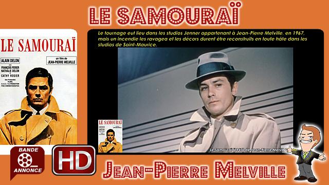 Le Samouraï de Jean-Pierre Melville (1967)