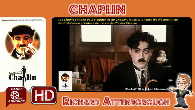 Chaplin de Richard Attenborough (1992)