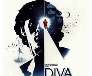 Affiche du film Diva de Jean-Jacques Beineix