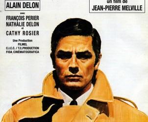 Affiche du film Le Samouraï de Jean-Pierre Melville
