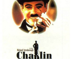 Affiche du film Chaplin de Richard Attenborough
