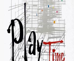 Affiche du film Playtime de Jacques Tati