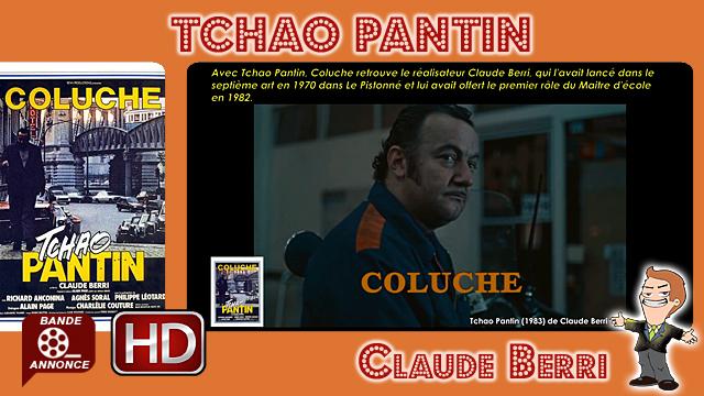Tchao Pantin de Claude Berri (1983) #MrCinema 88