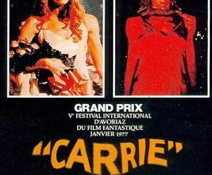 Affiche du film Carrie au bal du diable de Brian De Palma