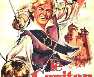 Affiche du film Le Capitan de André Hunebelle