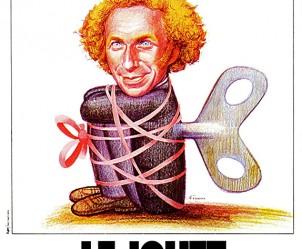 Affiche du film Le Jouet de Francis Veber