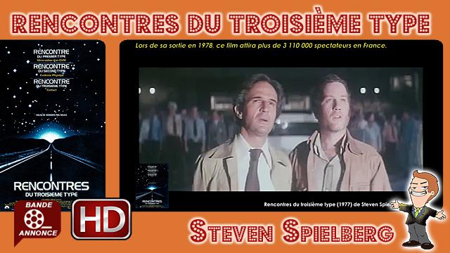 Rencontres du troisième type de Steven Spielberg (1977)