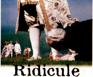 Affiche du film Ridicule de Patrice Leconte