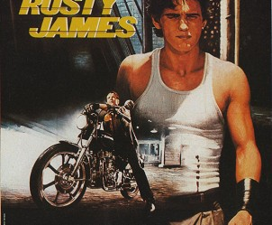 Affiche du film Rusty James de Francis Ford Coppola